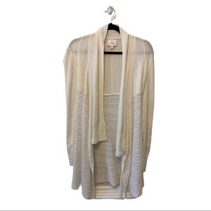 Julie Brown NYC cream duster